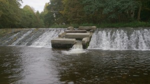 Dollar Weir after modification